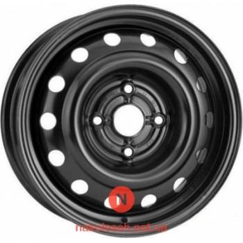 ALST (KFZ) 6555 Chevrolet/Daewoo 5.5x14 4x114.3 ET44 DIA56.5 Black