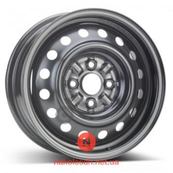 ALST (KFZ) 7010 Toyota 5.5x14 4x100 ET45 DIA54 Black