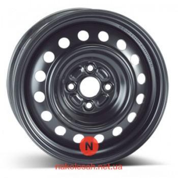 ALST (KFZ) 9285 Toyota 6x15 4x100 ET45 DIA54 Black