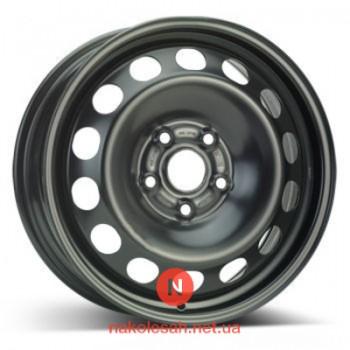 ALST (KFZ) 9702 Volkswagen 6x16 5x112 ET50 DIA57 Black