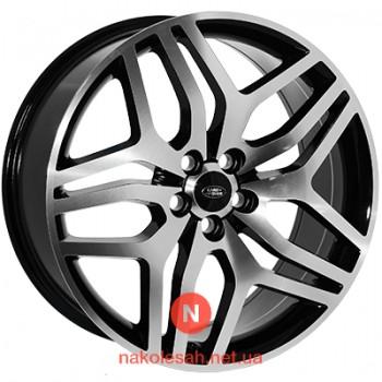 Zorat Wheels 5322 8x18 5x108 ET45 DIA63.4 BP
