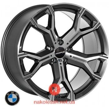 Zorat Wheels 5498 10.5x20 5x120 ET40 DIA74.1 GP