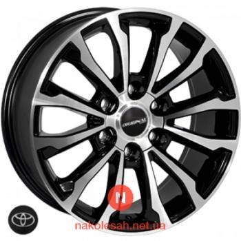 Zorat Wheels 5312 7.5x17 6x139.7 ET25 DIA106.1 BP